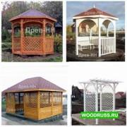 Беседка, беседки деревянные, беседка для дачи Нижний Новгород