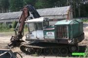 Лесозаготовительная техника Омск
