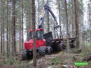 Форвардер Komatsu 860. 4. , 2011 г. в. Брянск
