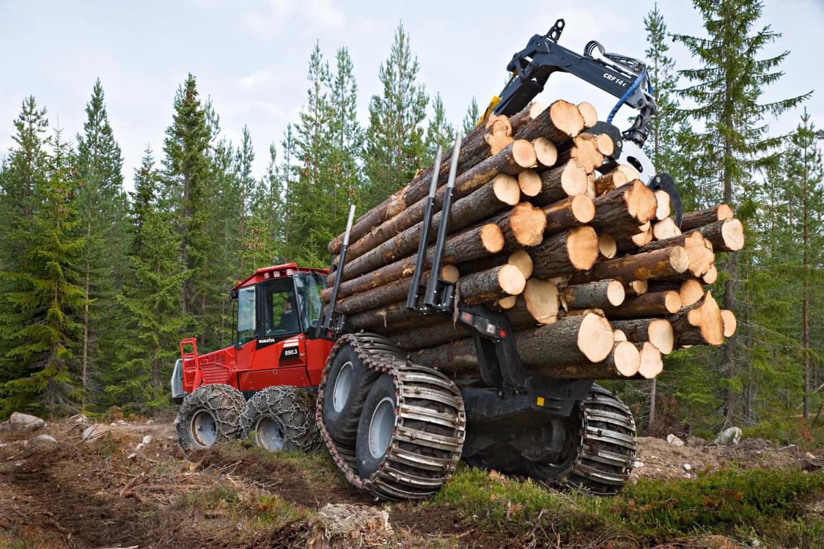 В сезон навигации ОАО «Волга» планирует принять по воде более 100 тыс. куб. м. лесосырья