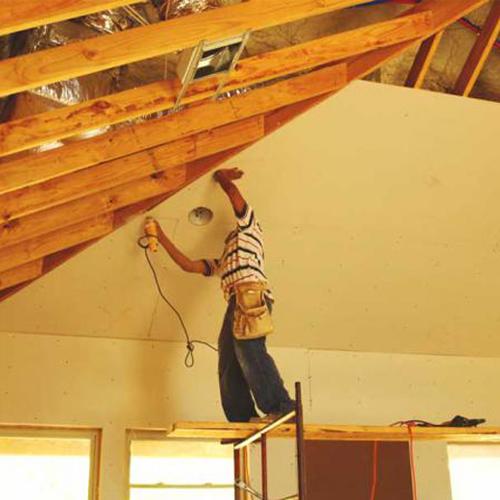 Особенности ремонта дсп, фанеры, бруса и древесины в деревянном доме