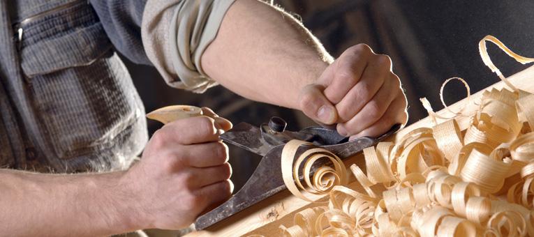 Ручная обработка древесины