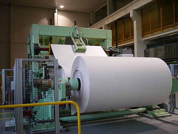 Бумкомбинат «Волга» запустил производство газетной бумаги нового формата