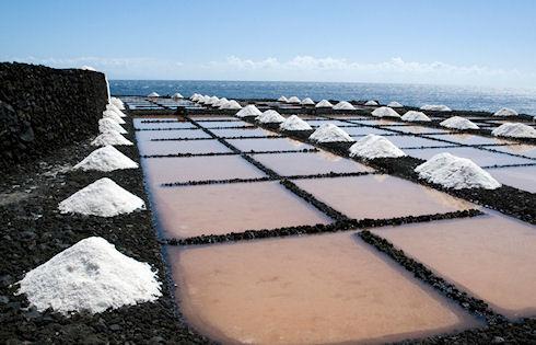 Энергия из соленой воды