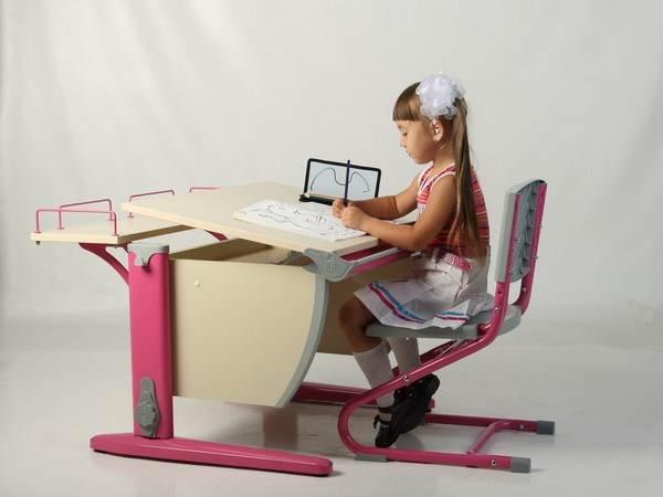Учебный уголок дома - мебель для школьника