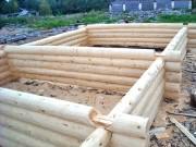 Как построить сруб