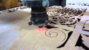 Лазерная резка фанеры