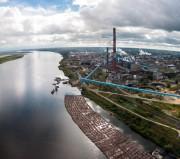 АЦБК начал строительство новой выпарной станции по НДТ