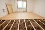 Правильный деревянный пол