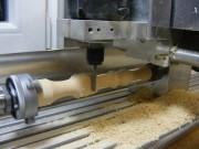 Токарная обработка древесины