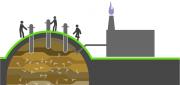 В Год экологии АЦБК намерен впервые в России реализовать инновационный проект по добыче свалочного газа