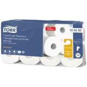 ТМ Tork запустила обновленную туалетную бумагу с гладким тиснением для 4-5-звездочных отелей