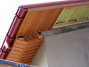 Защита деревянных кровельных конструкций