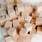 Сколько весит куб древесины