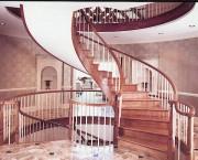 Чертежи лестниц деревянных