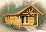 Проекты и чертежи деревянных бань