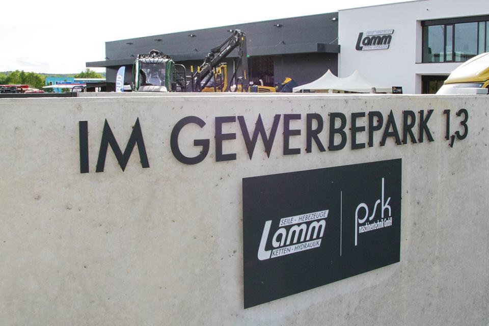 «Lamm GmbH» расширяет ассортимент оборудования для лесной промышленности