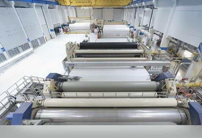 «Valmet» реконструирует бумагоделательную машину «Metsä Tissue» в Раубах, Германии