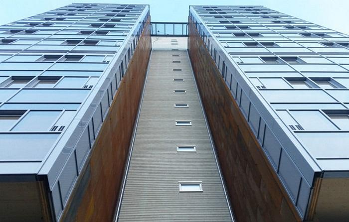 Мировой рекорд по деревянному строительству установлен  в Бергене