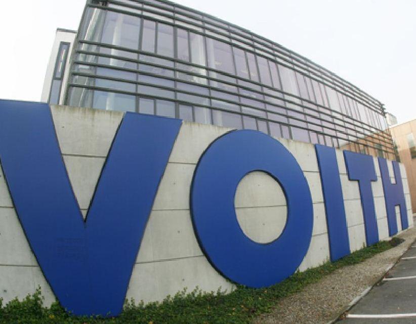 Организация «Péter Horváth» наградила «Voith» экологической премией