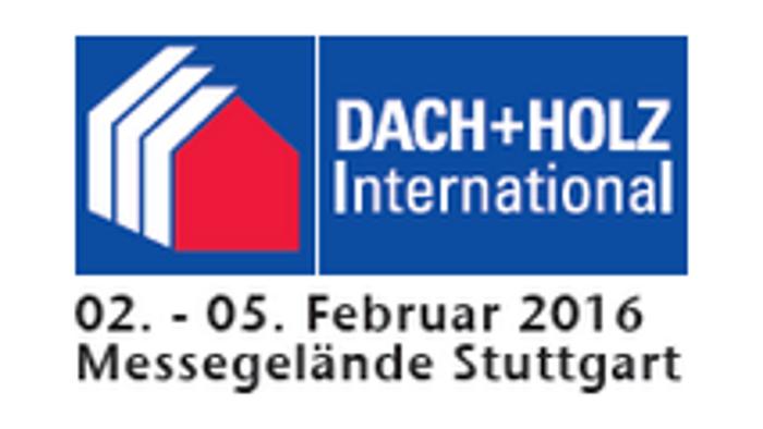 В Штутгарте состоялась выставка «Dach+Holz»