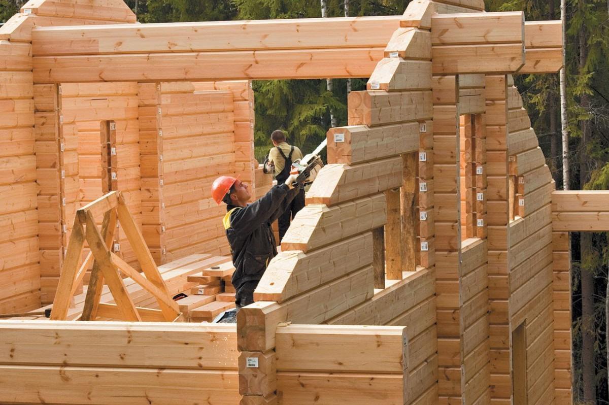 Деревянное домостроение может позволить себе исключительно средний класс