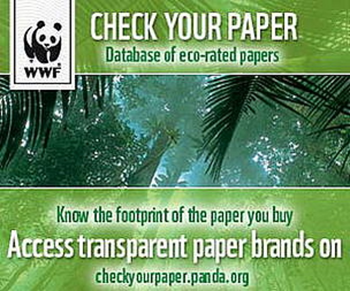 WWF проводит вручение наград «Environmental Paper Awards 2016»