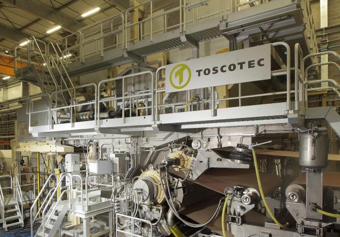 «Toscotec» получил заказ от «Celupaper S.A.» на поставку бумагоделательной машины
