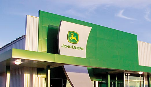 Дилерский центр John Deere появился на территории Нижнего Новгорода
