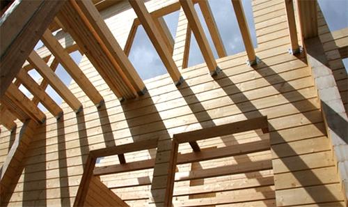 Минстрой разработает изменения норм проектирования деревянных многоквартирных домов