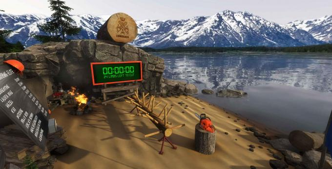 ВШвеции создали первую виртуальную игру, обучающую работе сцепной пилой