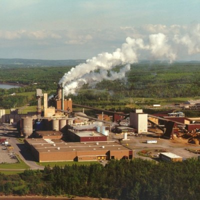 Целлюлозный завод Аанескоски начнет работу в середине августа