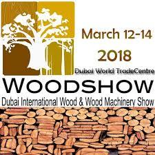 Российские компании показали свою продукцию в рамках международной выставки деревообрабатывающей отрасли Dubai WoodShow 2018