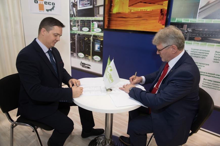 «СВЕЗА» заключила контракты с фирмами Plytec и Vecoplan на сумму более 4,5 млн евро