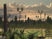 Современные деревья появились не сразу