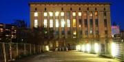 В Берлинском техно-клубе «Berghain» размещена мебель из строительного бука