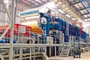 «Dieffenbacher» поставит 56-метровый пресс предприятию «Greenply»