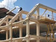 В Шеллефтео до 2019 года будет построено 19-этажное деревянное здание