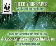 WWF поддерживает китайских производителей целлюлозы и бумаги
