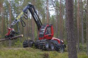 «Fibria» приобретет лесозаготовительные машины у «Komatsu»