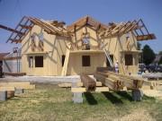 В Кировской области планируют активно развивать деревянное домостроение