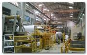 «A.Celli Paper» провела реконструкцию намоточного устройства «Kimberly Clark»