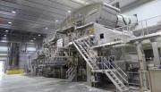 Линия по производству бумаги запущена в Натчез, США