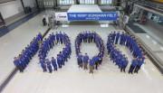 «Xerium» отметил 1000-ную поставку прессового сукна со своего завода в Куньшань