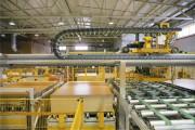 Модернизация эстонского фанерного предприятия компании UPM Plywood завершена