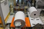 Новый янки-цилиндр установлен на бумагоделательной машине Киевского КБК