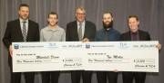 Студенты удостоены стипендии за эксплуатацию тяжелой техники
