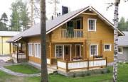 Преимущества финских домов