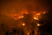 Ликвидированы пожары в Чили