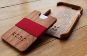 Деревянные чехлы для телефона от Kerf Cases